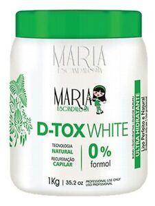 Maria Escandalosa D-TOX White Formolless 1kg