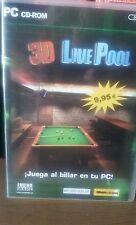 3D LIVE POOL (PC) (DEPORTES)
