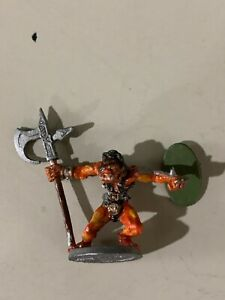 OOP Ral Partha All American Line 12-011 Orc with Axe