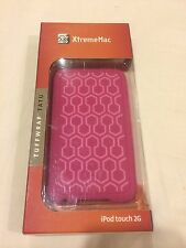XtremeMac IPT-TT3-33 Tuffwrap Tatu for iPod Touch G3 - Hex/Pink