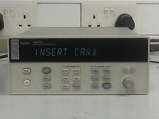 Agilent HP 34970A Data Acquisition Unit