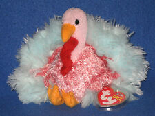 TY TOM-E the THANKSGIVING BEANIE BABY - MINT with MINT TAG