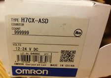 Omron Counter, H7CX-ASD, H7CXASD, SHIPSAMEDAY #1622AF