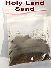 Lot 3 Bags Sand from Holy Land,Israel Bible Earth SOIL Jewish Christian Souvenir