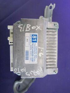 TOYOTA AURIS  Gearbox ECU Control Unit 89530-12381