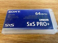 Sony 64GB SxS PRO + Card - (SBP64B)