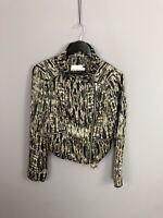 KAREN MILLEN Jacket - Size UK12 - Great Condition - Women's