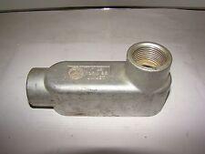 1pc. Appleton LB100-A Form 85 Aluminum Conduit Body, New