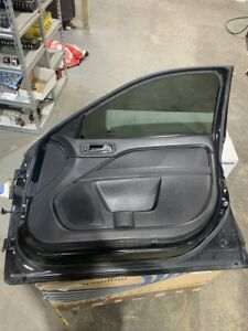 06-12 FORD FUSION MERCURY MILAN Driver side FRONT DOOR COMPLETE