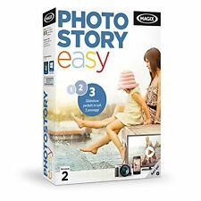 Software MAGIX Photostory easy 2 4017218805040 GRAFICA PHOTO - GLS