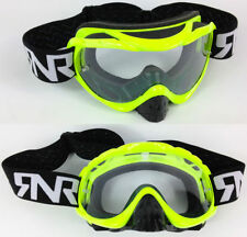 RNR Motorcycle Eyewear without Lens Finish