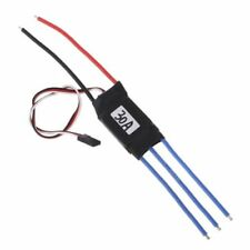 30a Brushless ESC Rc Heli Motor Electric Speed Control A3V8