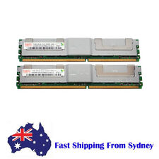 Hynix 2GB (2 X1G) 2Rx8 PC2-5300F DDR2-667 Fully buffered ECC Memory