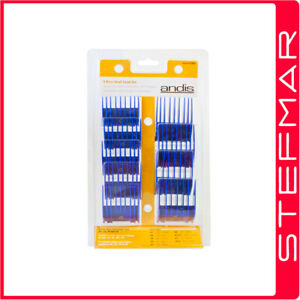 Andis Universal Dog Clipper Small Comb Set 9 Pack