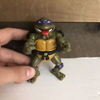 TEENAGE MUTANT NINJA TURTLE CITY SEWER SHELL PLAYMATES 1991 DONATELLO