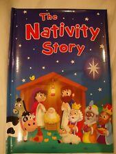 The Nativity Story Christmas Storybook Hardback Storybook Brand New RRP £3.99