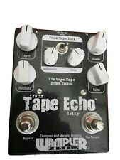 Wampler Faux Tape Echo Guitar Effect Pedal