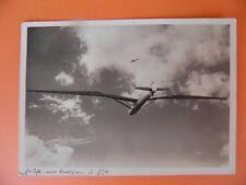 Alte Foto AK Segelflug  Wolf Hirth auf Moazagotl  Segelflugzeug