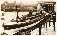 More details for margate lifeboat dedication lord southborough rp pc used 1926 ?