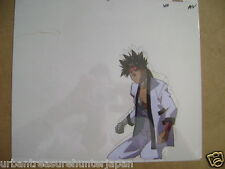 RUROUNI KENSHIN SAGARA SANOSUKE ANIME PRODUCTION CEL