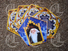 Harry Potter Witches and Wizards cards prop replica
