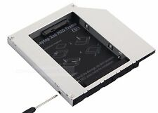 2nd HDD SSD Hard Drive Caddy for TOSHIBA PRO m70 L300 UJ-841S GSA-T40N DVD ODD