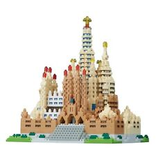 NANOBLOCK Sagrada Familia DELUXE 2660 pcs Building Blocks Nanoblocks Nano NB-028