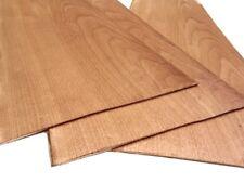 Baustoffe & Holz Holzplatte Furnier Set 17 Holzarten Eiche Nussbaum Buche Tisch Zuschnitt Massiv Gute QualitäT Platten