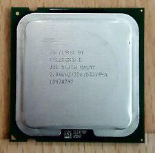 Intel Celeron D 336 2,8GHZ/256/533MHz FSB, Sockel 775 SL7TW