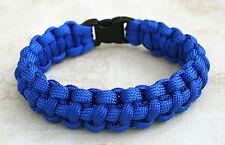 Special Air Service (SAS) 7 strand Para Cord  bracelet  with slide catch