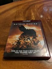 Batman Begins (Hd Dvd, 2006) Free Shipping!