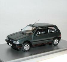 FIAT UNO TURBO I.E 2S 1989 GREEN STONE METAL KESS KE43010036 1/43 RESIN 250 PCS