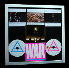 THIRTY SECONDS TO MARS+War+LTD+TOP QUALITY FRAMED+EXPRESSGLOBAL SHIP+Not Signed