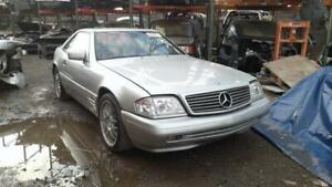 98 99 Mercedes-Benz MERCEDES S-CLASS Master Cylinder