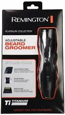 Remington MB-200 Titanium Mustache and Beard Trimmer BRAND NEW
