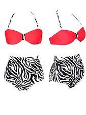 a3dfa49130 Bikini Vintage Swimwear Multicolor for Women for sale | eBay