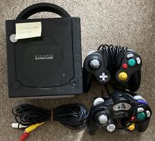 Nintendo DOL-101 GameCube Console - Black System
