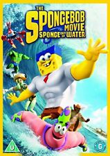 The Spongebob Movie Sponge Out of Water [DVD]
