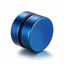 Blue Magnetic Stud Earring Top Quality Jewellery For Men