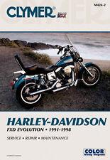CLYMER REPAIR MANUAL Fits: Harley-Davidson FXD Dyna Super Glide,FXDB-D Dyna Glid