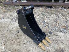 New 12 Diesel Caterpillar Cat 305 305cr 305ccr 3055e 45mm Pin Trenching Bucket