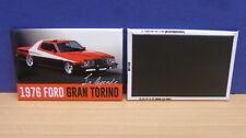 1x Magnet Ford Gran Torino 1976 Starsky & Hutch