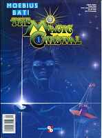 The MAGIC CRYSTAL gn, VF+, Moebuis, Bati, Comcat, 1989, 1st, more GN in store