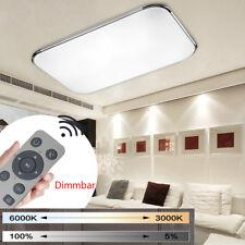 72W LED Lámpara de techo Plafón lámpara Luces modernas Cocina Regulable Regulabl