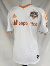 Houston Dynamo Soccer Game Used Worn Jersey Sheanon Williams #22