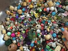 Gigantic Bead Soup Upcycle Vintage Plus Mix Beads Parts Collection Lot Wow!