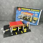 Vintage Shell Fuel Service Station Toy - Advertising Toy - Boxed & Complete