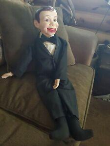 Celebrity Ventriloquist Charlie McCarthy Dummy Doll