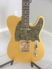 Fender Custom Hybrid Telecaster - Gold Metallic