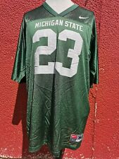 More details for michigan state spartans jersey adult xl shirt football nike nfl college top